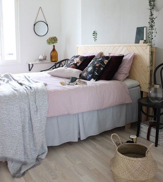 makuuhuone-sisustus